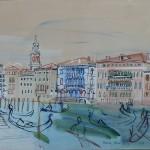 Venise, Raoul Dufy