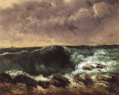 La Vague, temps d'orage