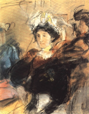 Israels, Isaac - Modeatelier