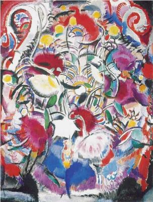 Sluijters, Jan - Composition de fleurs