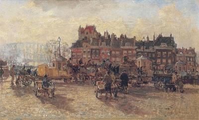 Het bolwerk, Rotterdam