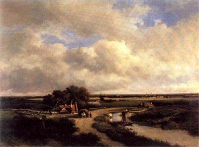 Weissenbruch, Johan Hendrik - Kennemerland