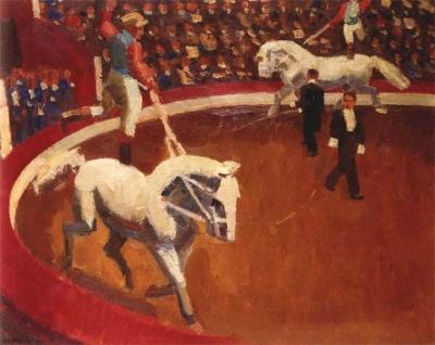 Maks, Kees - Jockeys in het circus
