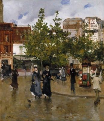 Élégantes Place Clichy