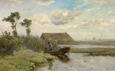 Gabriël, P.J.C. - In de polder