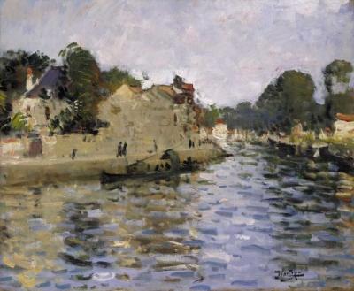Bord de Seine