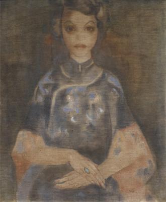 Kelder, Toon - Portret van Alexandrine