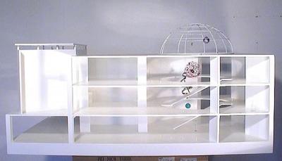 Ilgen, Fré - Model opdracht, winkelgalerij Keulen