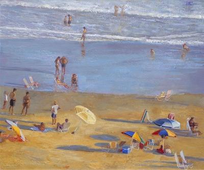 Kaplan, Daniel - En la playa