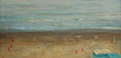 Kaplan, Daniel - Beachscene