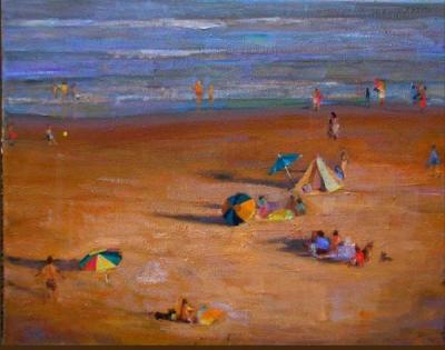 Kaplan, Daniel - Little Beach