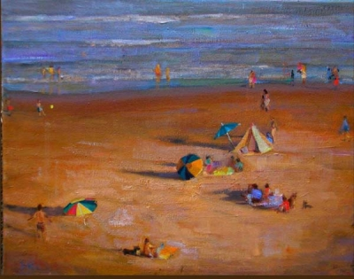 Kaplan, Daniel - Little Beach