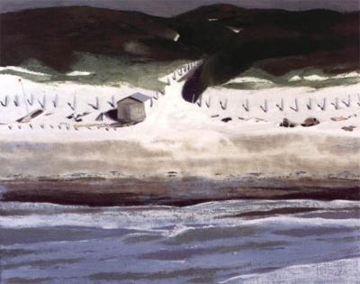 Lamsweerde, Reinald van - Schevenings strand