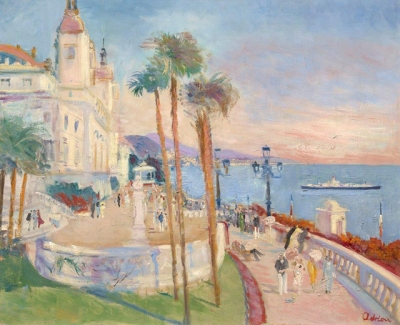 Adrion, Lucien - Casino Monte Carlo
