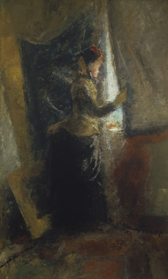 Toorop, Jan - Annie Hall