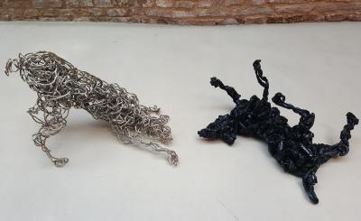Corinne van Bergen - Hond versus Mens