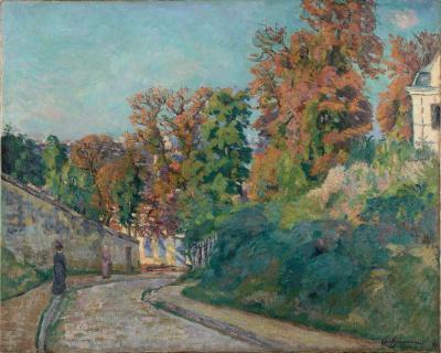 Arman Guillaumin - Promenade en Ile-de-France, ca. 1875