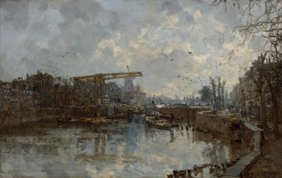 Mastenbroek, van Johan Hendrik - Delfshaven